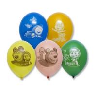 шары маша и медведь ассорти доставка шаров, воздушные шары, шарики с гелием, воздушные шары, воздушные шары спб