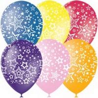 шары со звездами доставка шаров, воздушные шары, шарики с гелием, воздушные шары, воздушные шары спб