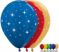 шары звездное сияние доставка шаров, воздушные шары, шарики с гелием, воздушные шары, воздушные шары спб