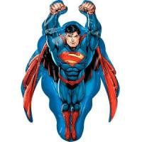 шар «супермен» доставка шаров, воздушные шары, шарики с гелием, воздушные шары, воздушные шары спб