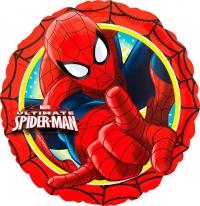 шар человек паук круг доставка шаров, воздушные шары, шарики с гелием, воздушные шары, воздушные шары спб