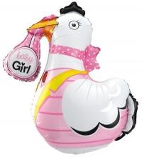 шар аист доставка шаров, воздушные шары, шарики с гелием, воздушные шары, воздушные шары спб