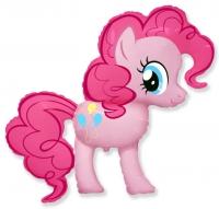 пинки пай розовая доставка шаров, воздушные шары, шарики с гелием, воздушные шары, воздушные шары спб