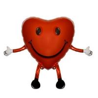 ходячая фигура сердце доставка шаров, воздушные шары, шарики с гелием, воздушные шары, воздушные шары спб