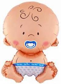 шар «малыш» доставка шаров, воздушные шары, шарики с гелием, воздушные шары, воздушные шары спб