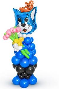 «том и джерри» доставка шаров, воздушные шары, шарики с гелием, воздушные шары, воздушные шары спб