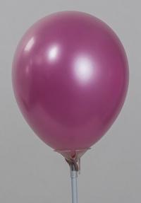 стеклянный шар фуксия доставка шаров, воздушные шары, шарики с гелием, воздушные шары, воздушные шары спб