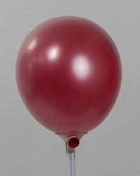 стеклянный шар красный доставка шаров, воздушные шары, шарики с гелием, воздушные шары, воздушные шары спб