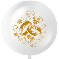 шар гигант «кольца» доставка шаров, воздушные шары, шарики с гелием, воздушные шары, воздушные шары спб