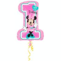 первый годик цифра доставка шаров, воздушные шары, шарики с гелием, воздушные шары, воздушные шары спб