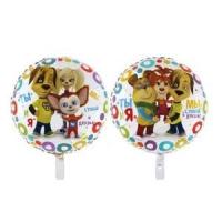 шар «барбоскины» доставка шаров, воздушные шары, шарики с гелием, воздушные шары, воздушные шары спб