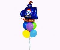 синяя  жемчужина доставка шаров, воздушные шары, шарики с гелием, воздушные шары, воздушные шары спб