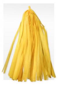 гирлянда тассел жёлтая доставка шаров, воздушные шары, шарики с гелием, воздушные шары, воздушные шары спб