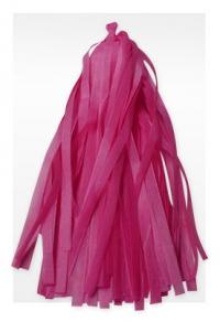 гирлянда тассел фуксия розовая доставка шаров, воздушные шары, шарики с гелием, воздушные шары, воздушные шары спб