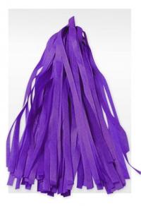 гирлянда тассел фиолетовая доставка шаров, воздушные шары, шарики с гелием, воздушные шары, воздушные шары спб