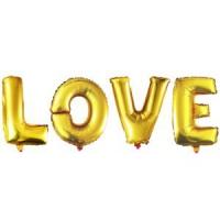 «любовь» набор букв доставка шаров, воздушные шары, шарики с гелием, воздушные шары, воздушные шары спб