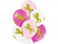 шар латексный  «единорог» доставка шаров, воздушные шары, шарики с гелием, воздушные шары, воздушные шары спб