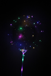 шар светящийся на палочке доставка шаров, воздушные шары, шарики с гелием, воздушные шары, воздушные шары спб
