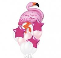 фламинго лайт воздушные шары, купить недорого