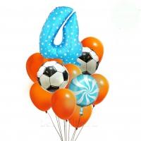 спортсмену! доставка шаров, воздушные шары, шарики с гелием, воздушные шары, воздушные шары спб