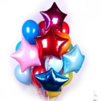 звёздное ассорти доставка шаров, воздушные шары, шарики с гелием, воздушные шары, воздушные шары спб