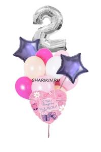 фонтан «детство» доставка шаров, воздушные шары, шарики с гелием, воздушные шары, воздушные шары спб
