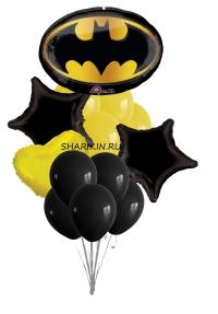 бэтмен воздушные шары, купить недорого