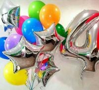 мега-поздравление доставка шаров, воздушные шары, шарики с гелием, воздушные шары, воздушные шары спб