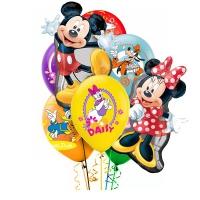 набор шаров «дисней» доставка шаров, воздушные шары, шарики с гелием, воздушные шары, воздушные шары спб