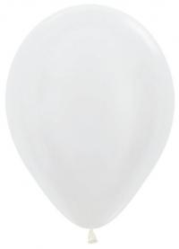 перламутр белый доставка шаров, воздушные шары, шарики с гелием, воздушные шары, воздушные шары спб