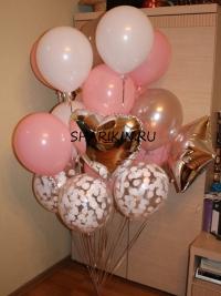 бирюза доставка шаров, воздушные шары, шарики с гелием, воздушные шары, воздушные шары спб