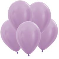 перламутр сиреневый доставка шаров, воздушные шары, шарики с гелием, воздушные шары, воздушные шары спб