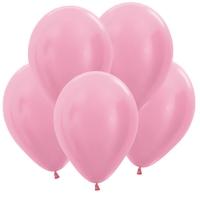 перламутр розовый доставка шаров, воздушные шары, шарики с гелием, воздушные шары, воздушные шары спб