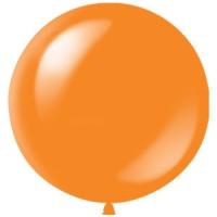 шар-гигант оранжевый доставка шаров, воздушные шары, шарики с гелием, воздушные шары, воздушные шары спб