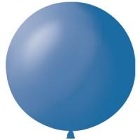 шар-гигант синий доставка шаров, воздушные шары, шарики с гелием, воздушные шары, воздушные шары спб