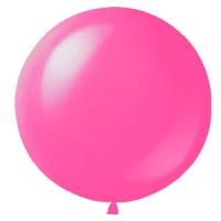 шар-гигант фуксия доставка шаров, воздушные шары, шарики с гелием, воздушные шары, воздушные шары спб