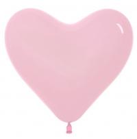сердце розовое доставка шаров, воздушные шары, шарики с гелием, воздушные шары, воздушные шары спб