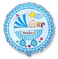 шар «ура малыш» доставка шаров, воздушные шары, шарики с гелием, воздушные шары, воздушные шары спб