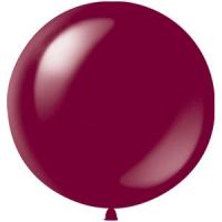 шар-гигант бургунди воздушные шары, купить недорого
