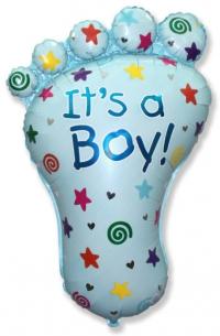 шар ножка малыша доставка шаров, воздушные шары, шарики с гелием, воздушные шары, воздушные шары спб