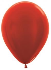 металлик красный доставка шаров, воздушные шары, шарики с гелием, воздушные шары, воздушные шары спб