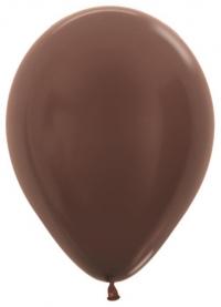 металлик шоколад доставка шаров, воздушные шары, шарики с гелием, воздушные шары, воздушные шары спб