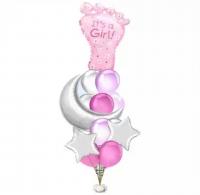 первая встреча доставка шаров, воздушные шары, шарики с гелием, воздушные шары, воздушные шары спб