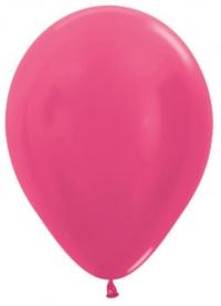 металлик темно-розовый доставка шаров, воздушные шары, шарики с гелием, воздушные шары, воздушные шары спб