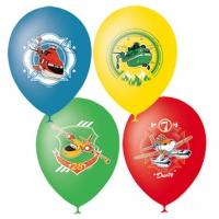 самолеты «огонь и вода» доставка шаров, воздушные шары, шарики с гелием, воздушные шары, воздушные шары спб