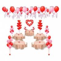 пакет свадебный стандарт 1 воздушные шары, купить недорого