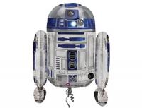 шар робот звёздные воины r2d2 доставка шаров, воздушные шары, шарики с гелием, воздушные шары, воздушные шары спб
