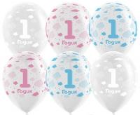 шар «1 годик» доставка шаров, воздушные шары, шарики с гелием, воздушные шары, воздушные шары спб