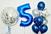 набор шаров «гигантский» доставка шаров, воздушные шары, шарики с гелием, воздушные шары, воздушные шары спб