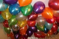 набор гелиевых шаров металлик доставка шаров, воздушные шары, шарики с гелием, воздушные шары, воздушные шары спб